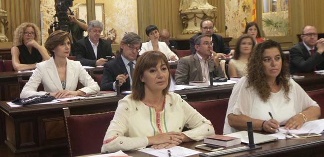 Armengol serápresidenta el martes
