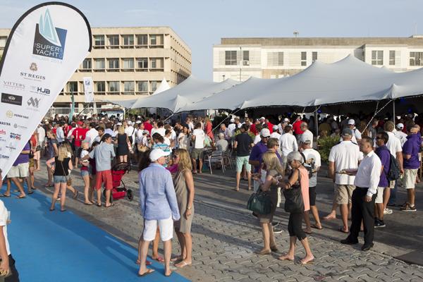 Los yates de vela más grandes y lujosos del mundo en la Superyacht Cup Palma