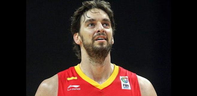 Pau Gasol confirma que estará en el Eurobasket
