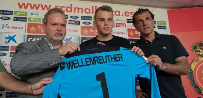 Timon Wellenreuther, convocado con la selección sub-21