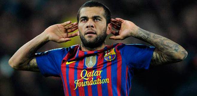 Dani Alves acepta la oferta del Barça