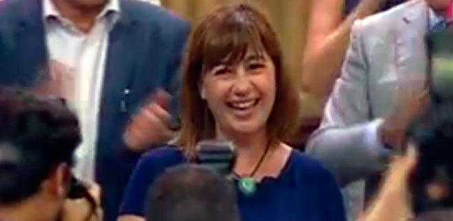 PSIB, Més y Podem hacen presidenta a Francina Armengol que jurará mañana
