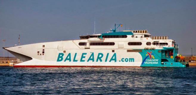 Baleària obtiene una licencia necesaria para poder operar entre EEUU y Cuba