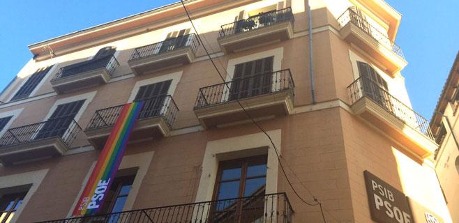 El PSIB reafirma su compromiso con la igualdad y la no discriminación sexual