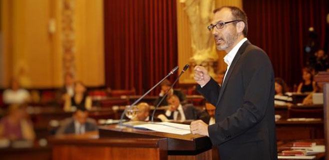 Biel Barceló defiende el nombramiento de Juli Fuster y niega nepotismo