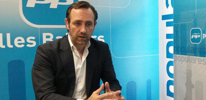 El PP balear designará este miércoles a José Ramón Bauzá como senador