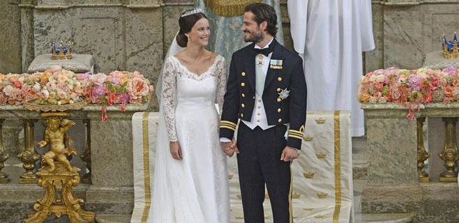 Carlos Felipe y Sofía Hellqvist esperan su primer hijo