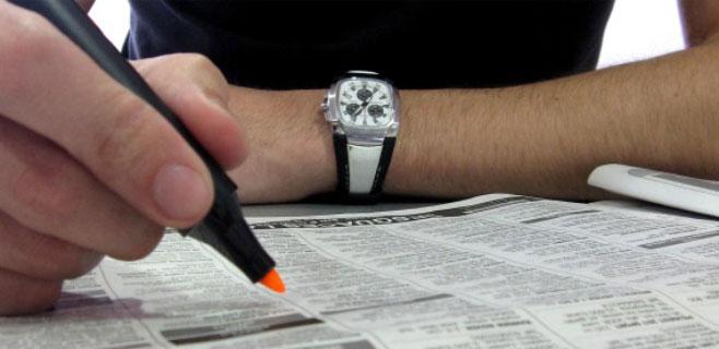 Desciende un 18% el número de estudiantes baleares que buscan trabajo