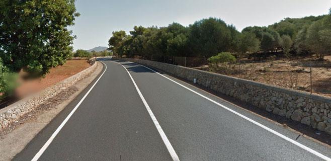 Muere un hombre en un choque frontal entre dos turismos en Cas Concos