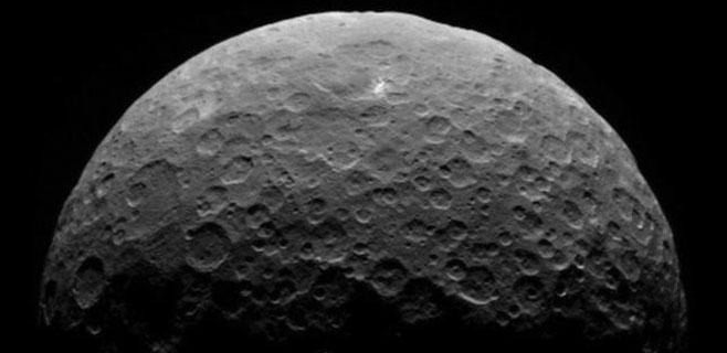 La NASA invita a visitar el planeta enano Ceres