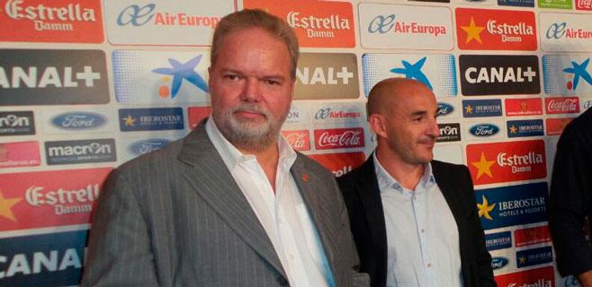 El Mallorca apuesta por Chapi Ferrer para ascender en el Centenario
