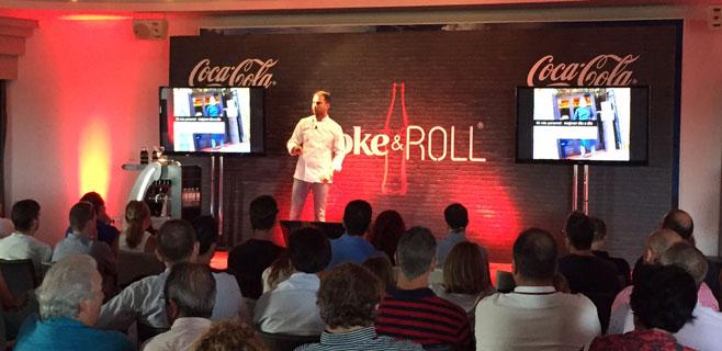 Nace la iniciativa de apoyo a la hostelería Coke&Roll