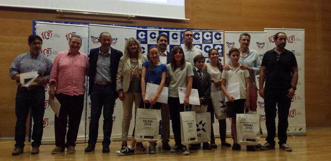 COPE da sus premios de dibujo medioambiental