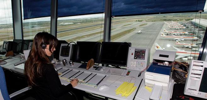 Los controladores aéreos anuncian paros para el 11, 12, 25 y 26 de julio