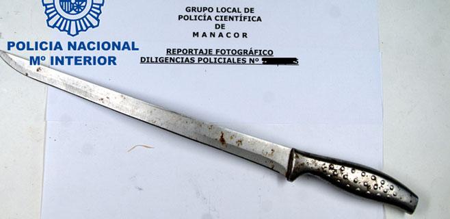 Detenidos 2 hombres al sorprenderles robando en un domicilio de Manacor