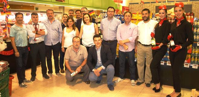 Eroski distribuye en Balears 6,8 millones en marcas internacionales