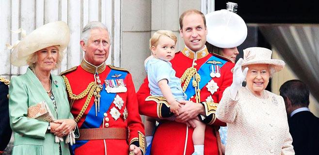 Salen a la luz las cuentas de la Familia Real Británica