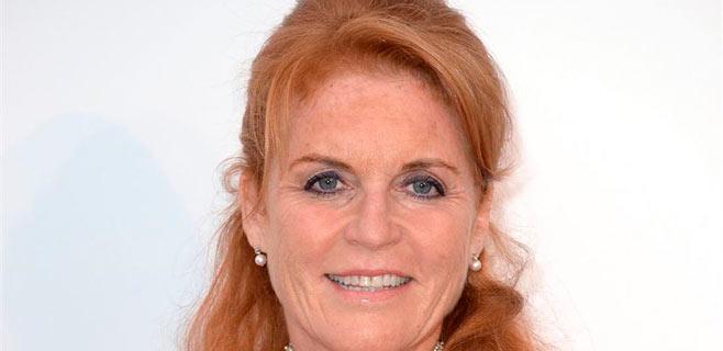 Sarah Ferguson se enamora de un empresario español