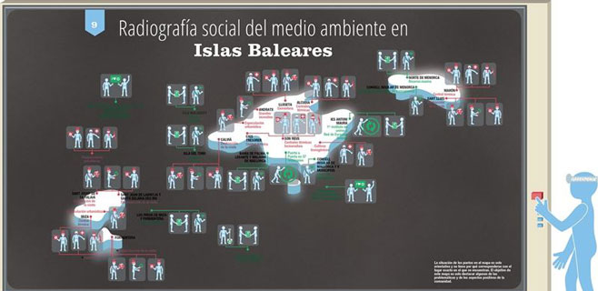 Greenpeace identifica hasta 29 puntos negros en el medio ambiente en Balears