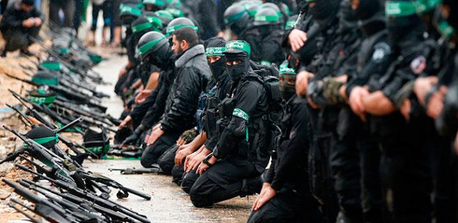 Anulado el fallo que declaraba a Hamás grupo terrorista