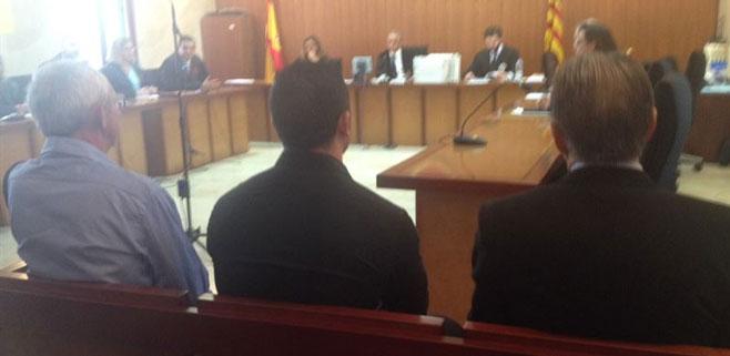 Hidalgo y Gibert aceptan una multa y prisión por una pieza del Caso Andratx