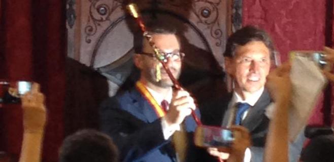 José Hila ya es alcalde de Palma