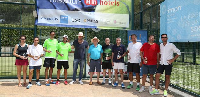 Iberostar gana el VIII Torneo Hosteltur-HM Hotels