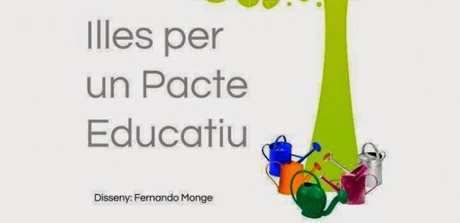 FETE-UGT se incorpora a 'Illes per un pacte' por la educación en Balears
