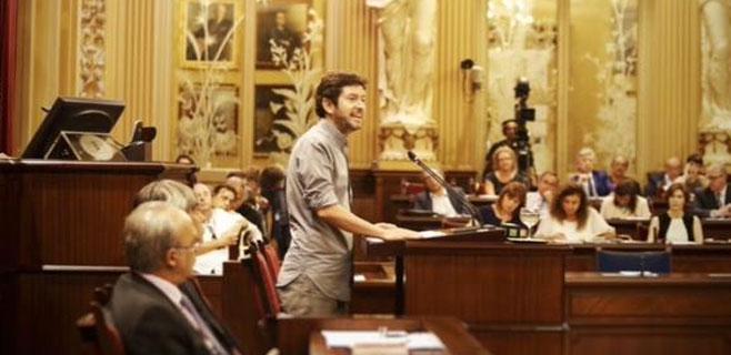 """Alberto Jarabo: """"Seremos los mejores aliados y los peores adversarios"""""""