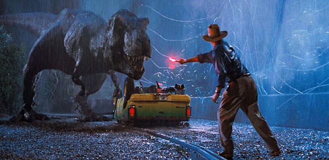 Jurassic Park alcanza el número 1 musical 22 años después