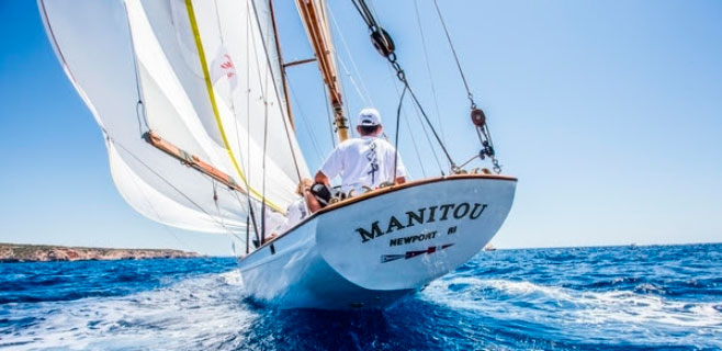 Un velero de Kennedy participará en la Classic Silver Bollard