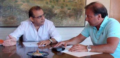 Joan Mesquida se pone al frente de las medidas del Ayuntamiento en Magaluf