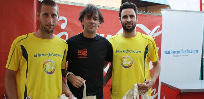 Julià y Losada, ganan el III Torneo mallorcadiario.com