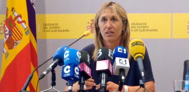 El refuerzo policial aumenta un 23 % este verano en Balears respecto a 2014