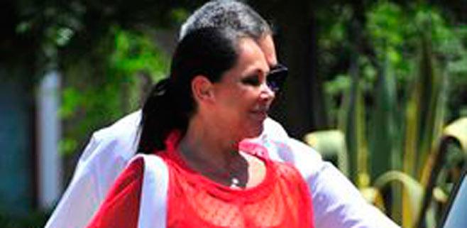 Isabel Pantoja sale de la cárcel seis días