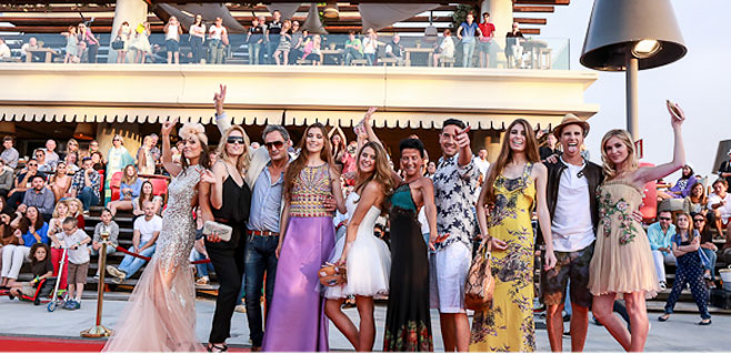 Port Adriano muestra su mejor moda y tendencias