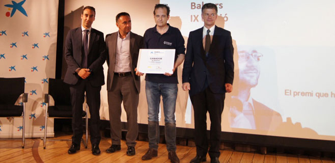 Travel compositor gana el premio Emprendedor XXI de 2015