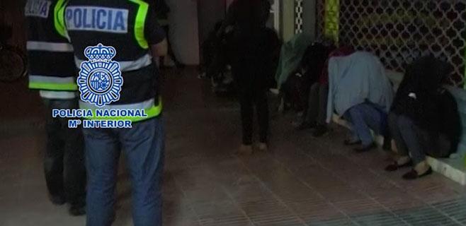 6 detenidos por explotar sexualmente a mujeres en Palma mediante ritos vudú