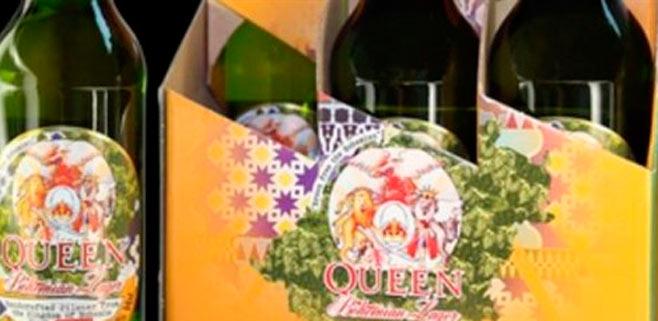 Queen presenta su propia cerveza