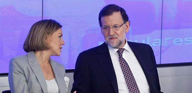 Rajoy mantiene a de Cospedal y releva a Floriano