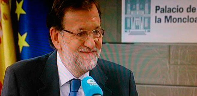 Rajoy devolverá otra parte de la paga extra a los funcionarios