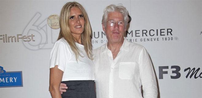 Richard Gere, 'loco' de amor por la española Alejandra Silva