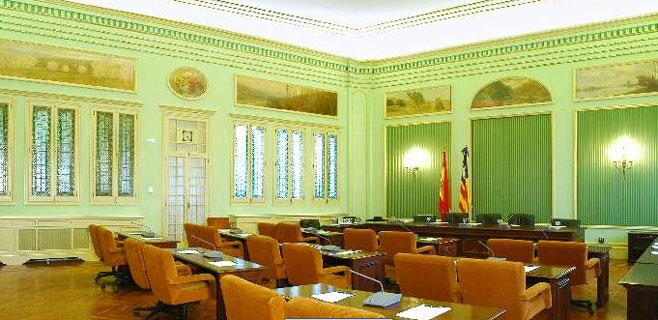 Los partidos recogen en el Parlament las credenciales de sus diputados