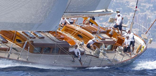 Los yates de vela más grandes y lujosos del mundo compiten en Palma
