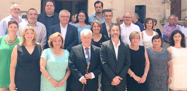 Antoni Mir le da al PI la alcaldía de Alcúdia con el apoyo del PSIB-PSOE