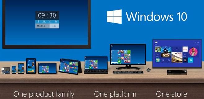 Microsoft descarga Windows 10 sin que el usuario se entere