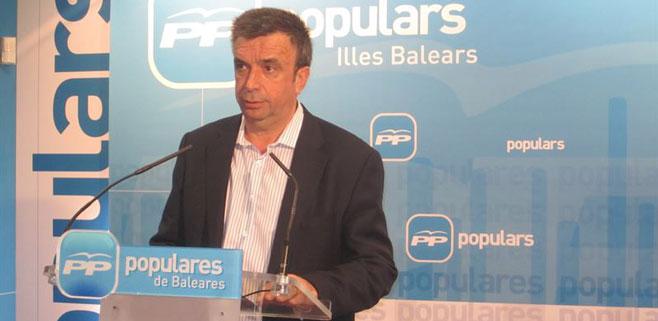 Miquel Vidal se autodescarta para presidir el PP hasta el Congreso