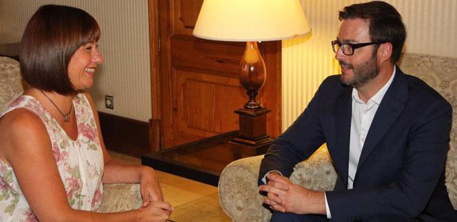 Hila pide a Armengol los 10 millones restantes de la Ley de Capitalidad