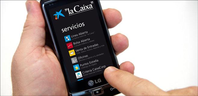 CaixaBank, mejor banco del mundo en banca móvil
