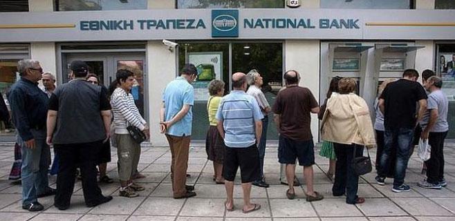 Los griegos evitan el corralito abriendo cuentas en Bulgaria